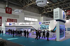 2016年3月神开股份参展第16届中国国际石油石化技术装备展览(cippe)