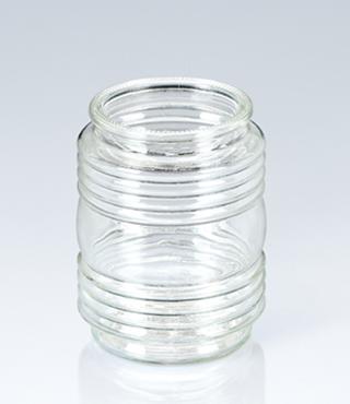 竹节灯罩玻璃瓶