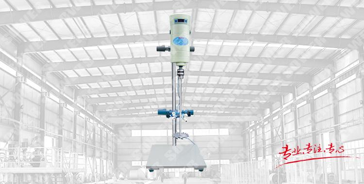 SWFS-300 lab high speed disperser