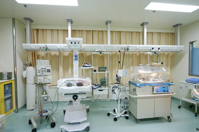 重癥監護病房