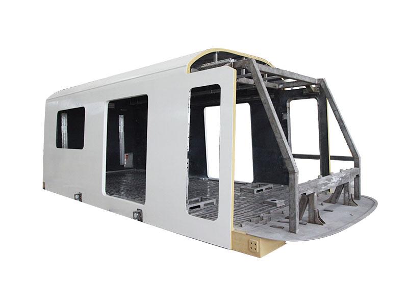 碳纖維車體