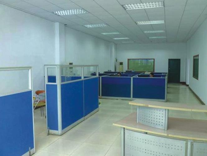 工廠辦公室