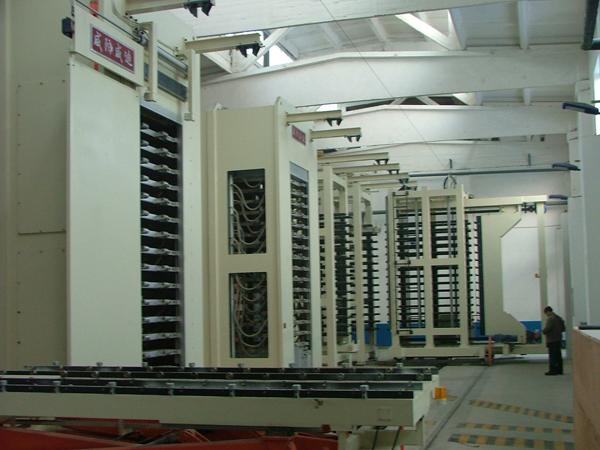 2600T insulation board press unit