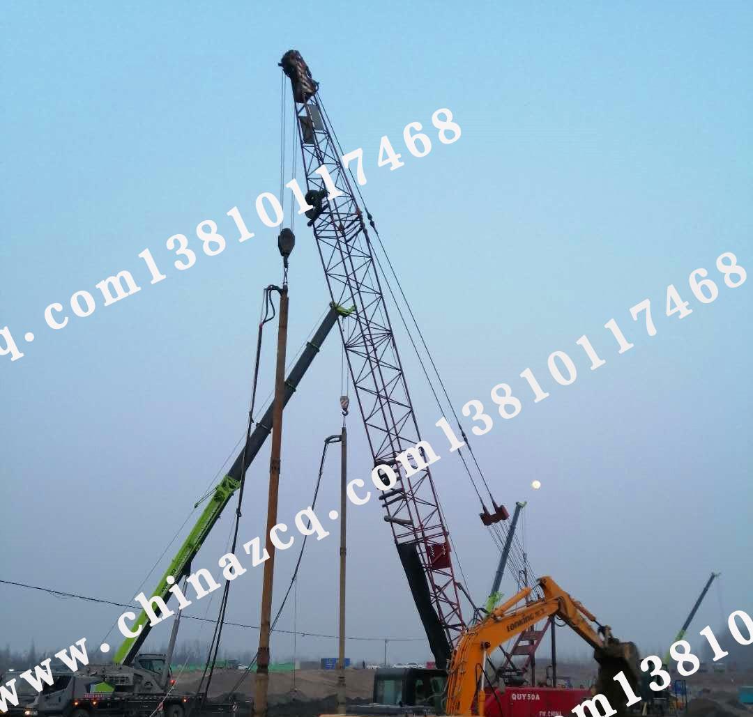 北京振冲工程机械 | 北运河香河段曹店橡胶坝振冲碎石桩项目