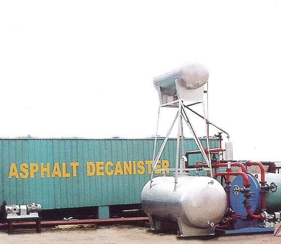 LTS5000沥青脱桶设备