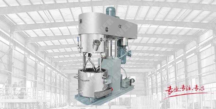 SWXJ Series high viscosity mixer