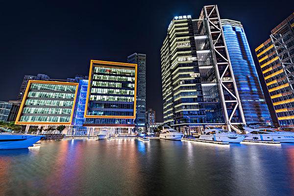 上海-國際航運中心