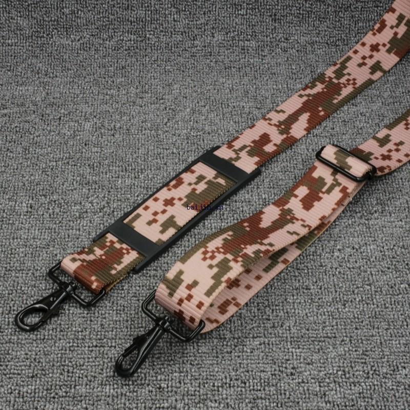 3.8迷彩涤纶带单肩包肩带