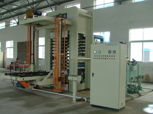 800T integrated special chemical press