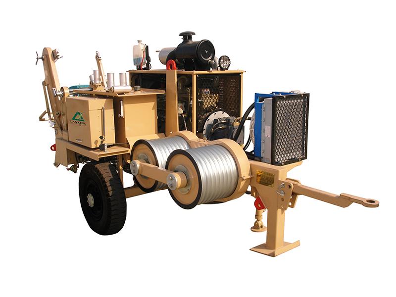 液壓牽引機