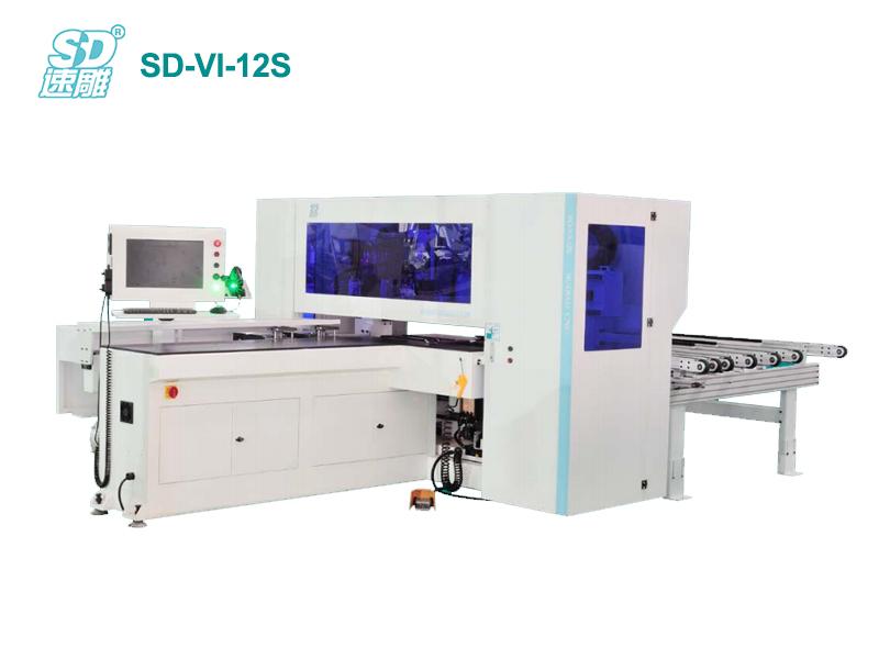 三鉆包六面鉆 SD-VI-12S