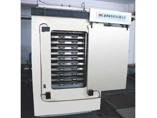 350T-10 layer aluminum substrate vacuum press press