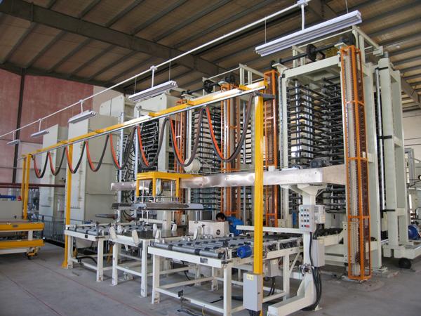 800T-20 ply copper plate vacuum press