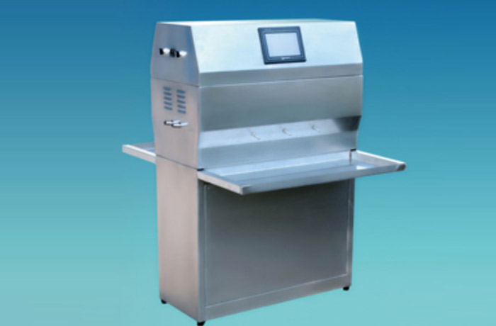 Automatic computerized filling machine for PVC infusion bag HKG-DI