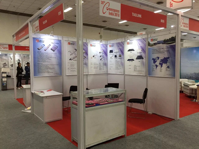2018年印度新德里國際通訊博覽會