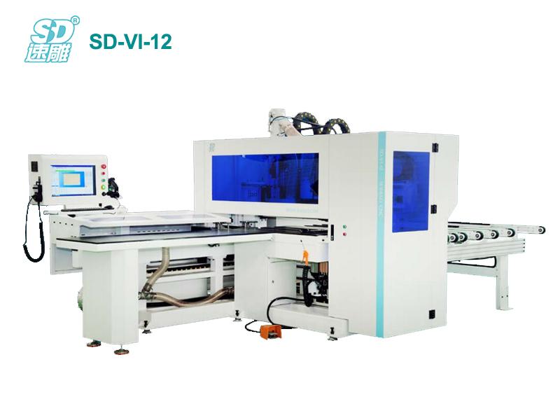 數控六面鉆 SD-VI-12