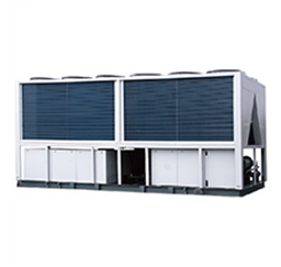 螺桿式風冷熱泵冷熱水機組