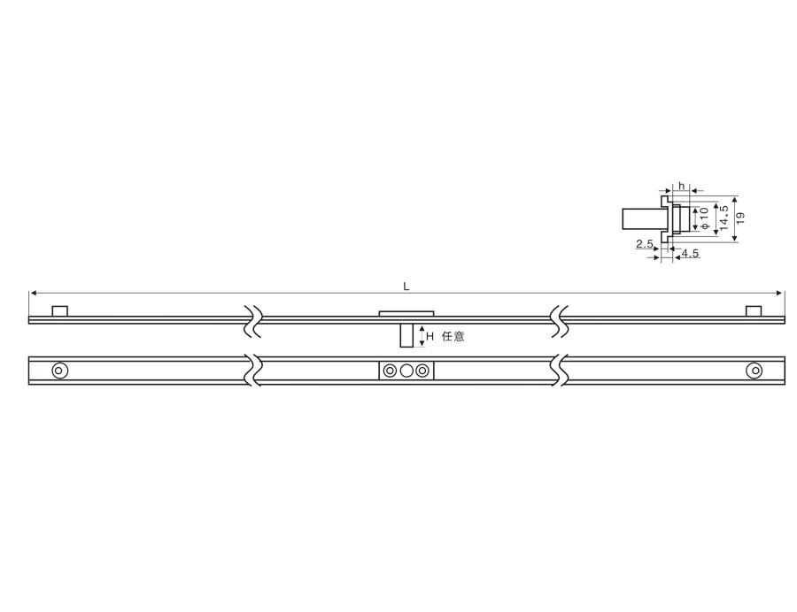 G15 傳動桿