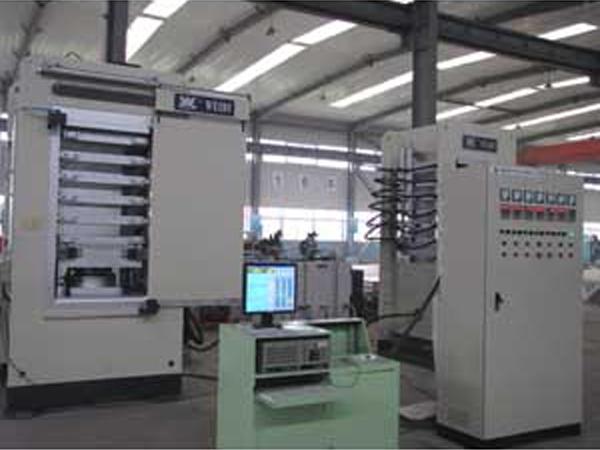 350T-5 layer high temperature vacuum press