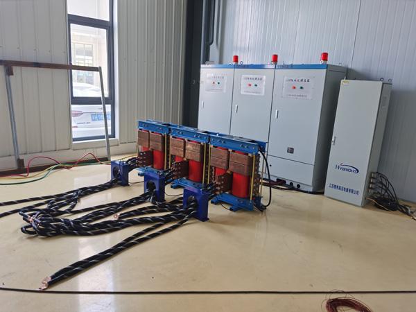 大电流变压器及温升试验系统