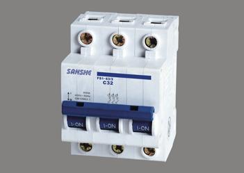FS1-63/3P 塑料外殼斷路器