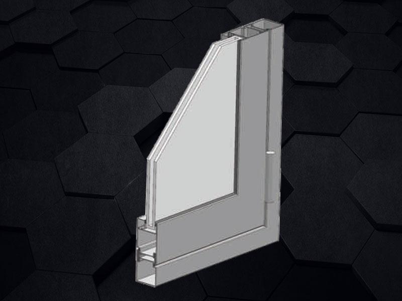 TBM-B60系列防火双开门/平开门