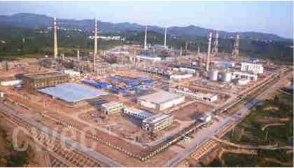 元坝天然气净化厂项目