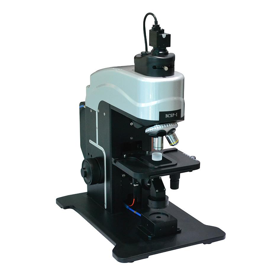 球麵透鏡反射透過一體式光譜儀