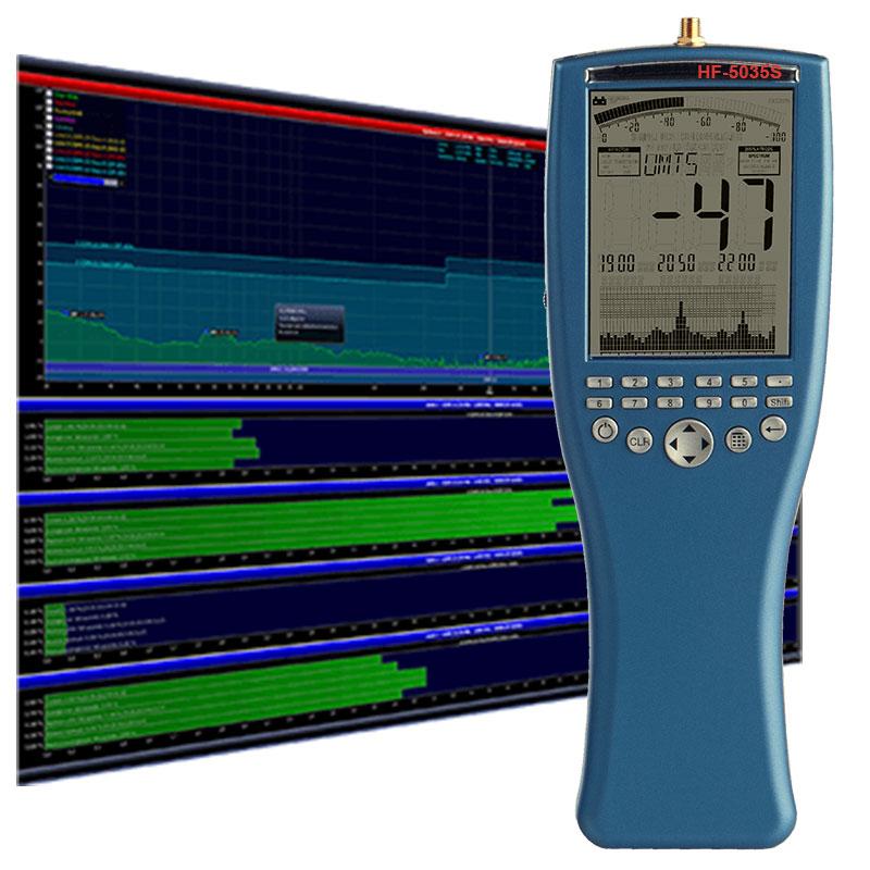 安諾尼低頻電磁輻射檢測儀NF-5035S(1Hz-1MHz)