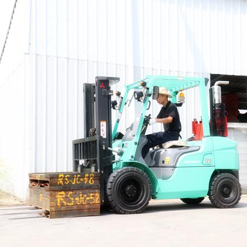 2區防爆平衡重柴油車