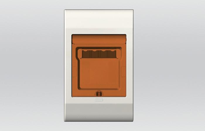 2-4位明裝、暗裝配電箱