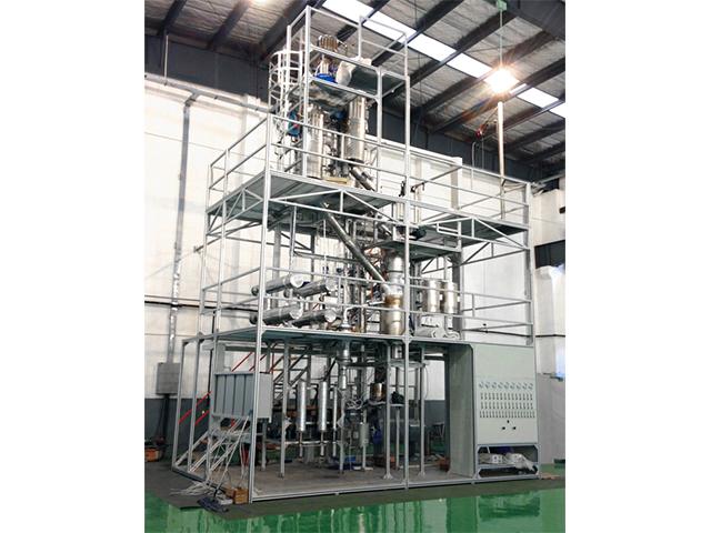 連續性煤液化試驗裝置