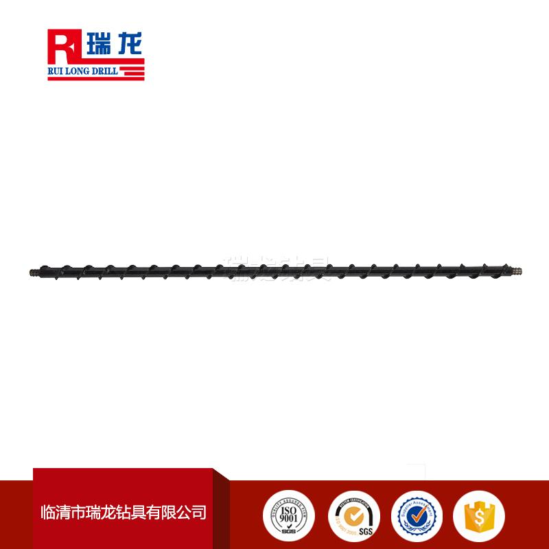 Φ29-B19-WT16-6-1000锚索钻杆 风钻钎杆 成品钎瑞龙钻具
