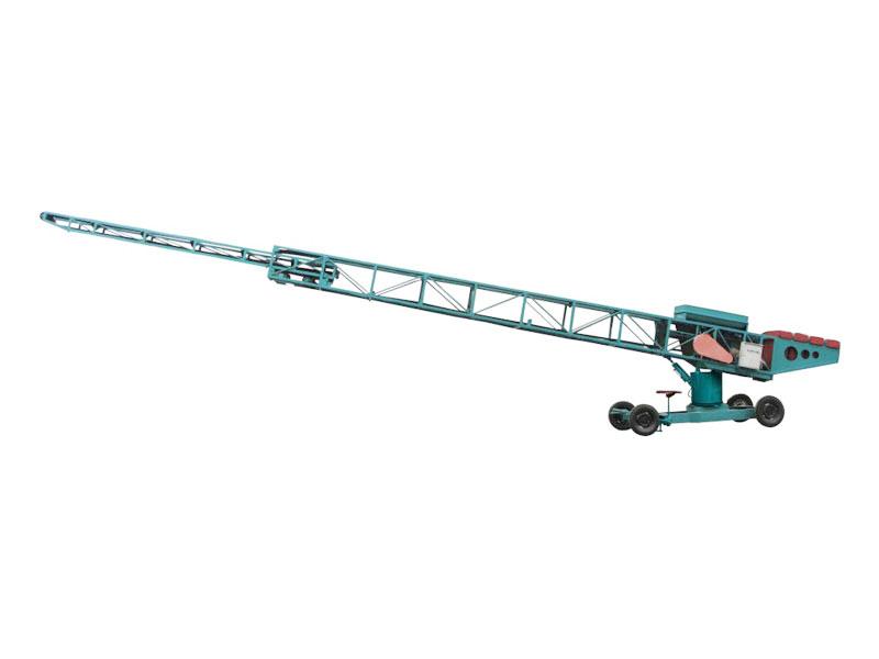 移動式轉向皮帶輸送機(裝倉機)