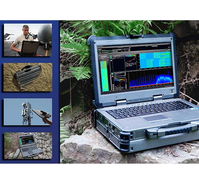 戶外軍用實時頻譜儀XFR V5 PRO(9kHz - 20GHz)