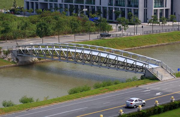 上海臨港新城1號橋
