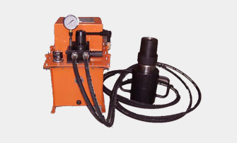 MQ19-300/55 礦用錨索張拉機具(氣動)
