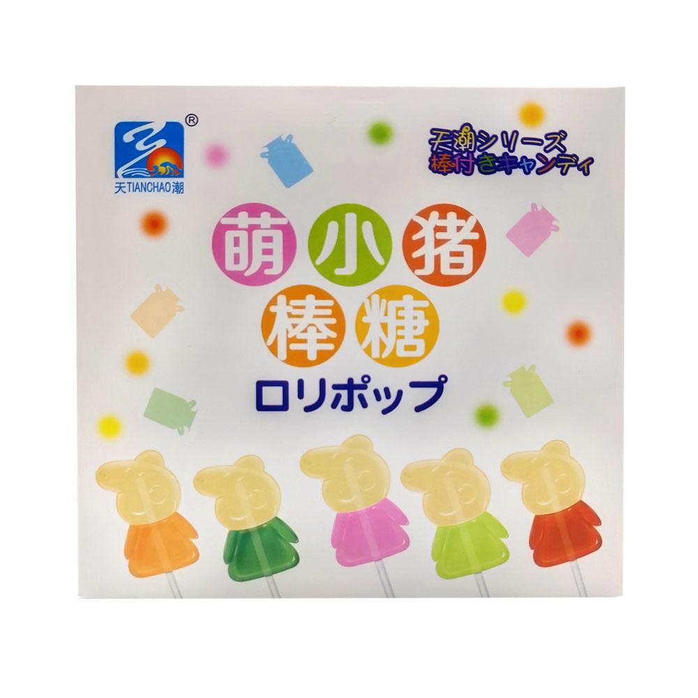 25gX30 萌小豬棒棒糖