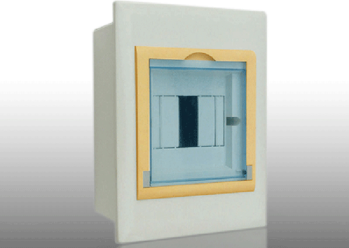 彩色框配電箱C45~1-4位
