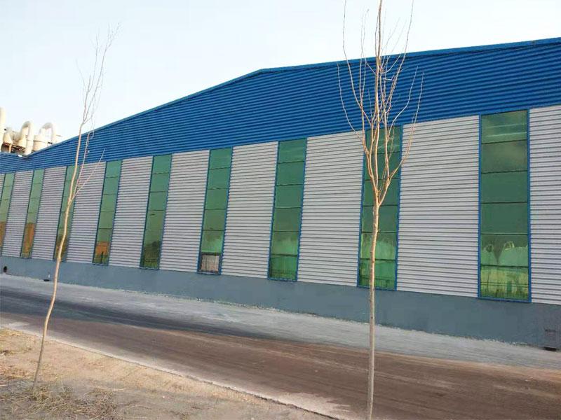 齊齊哈爾阜豐糖廠倉庫