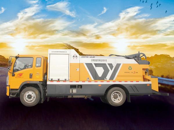 SDZ5147TXBF  瀝青路面熱再生修補車