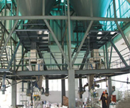 SFFG Powder filling machine with explosion-proof