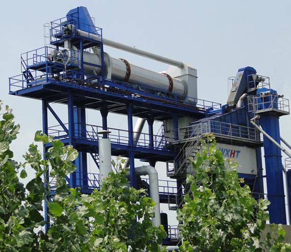 RZS系列沥青混合料再生设备