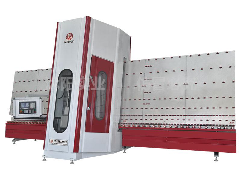 歐式ZXM2500/2000-CNC鉆孔(銑、磨)玻璃加工中心