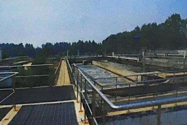 典型污水處理