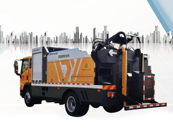 SDZ5117TXBF 瀝青路面熱再生修補車