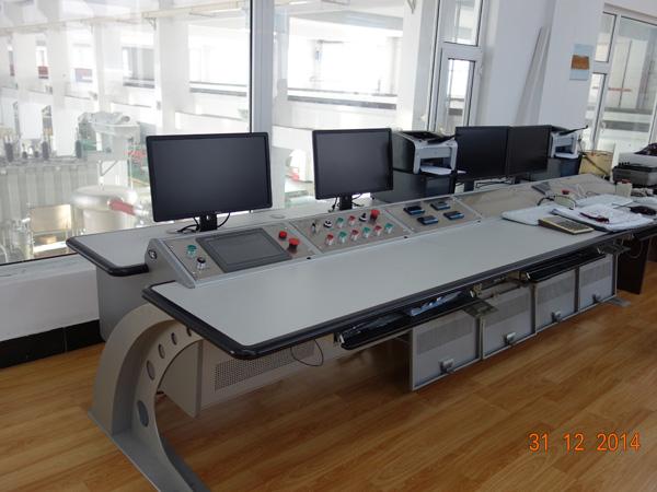 测量控制系统