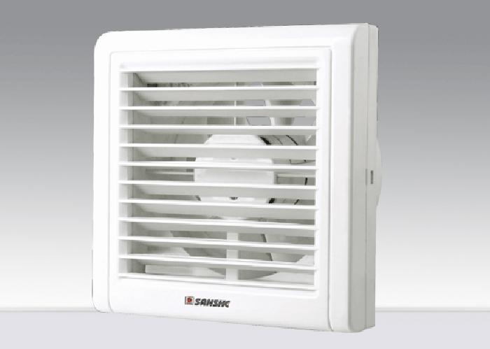 方型櫥窗換氣扇