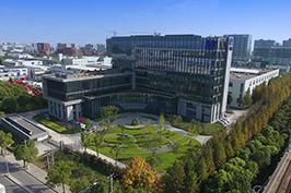 2015年12月公司地标性建筑——神开新办公大楼正式启用
