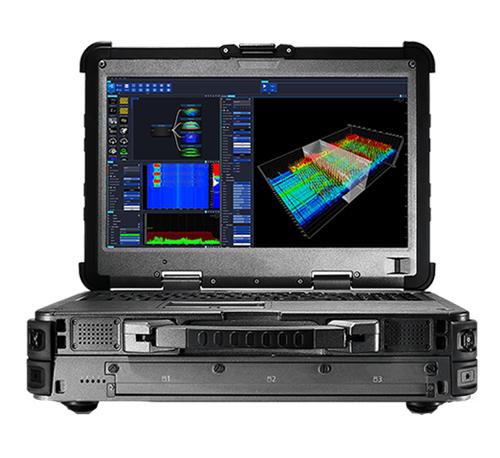 安諾尼強固型便攜實時頻譜分析儀V6 XFR PRO